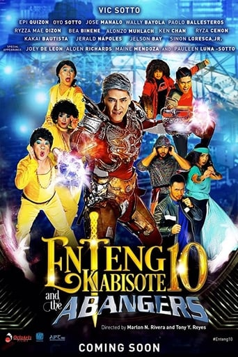 Watch Enteng Kabisote 10 and the Abangers 2016 full online free