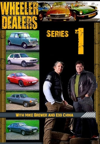 Wheeler Dealers season 1 episode 1 free streaming