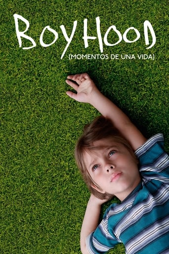Poster of Boyhood: Momentos de una vida