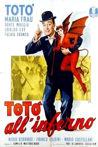 Poster of Totò all'inferno