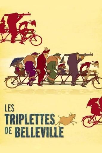 the triplets of belleville 2003