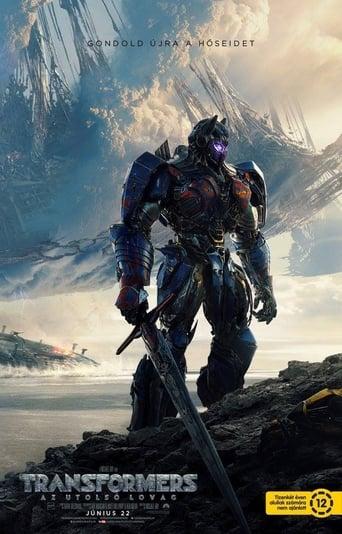 Poster of Transformers: Az utolsó lovag