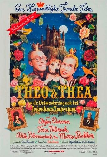 Poster of Theo en Thea en de ontmaskering van het Tenenkaasimperium