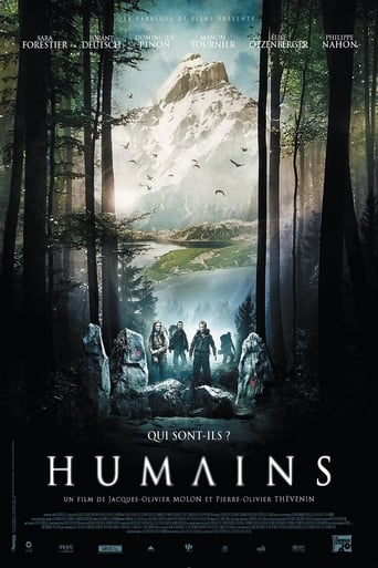 Poster of Humans