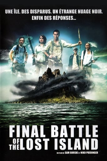 Poster of Final Battle of the Lost Island