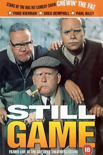 Poster of Still Game - Live At The Cottiers Theatre Glasgow