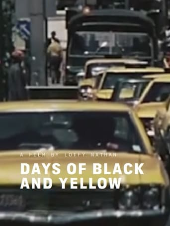 Poster of Days of Black and Yellow