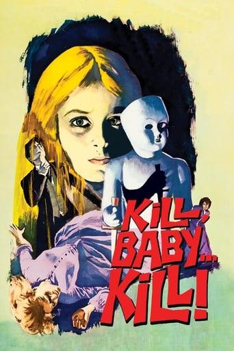 Poster of Kill Baby, Kill