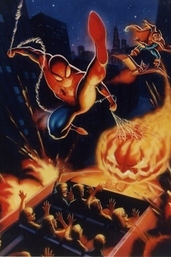 Poster of The Amazing Adventures of Spider-Man