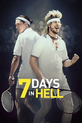Poster of 7 Days in Hell