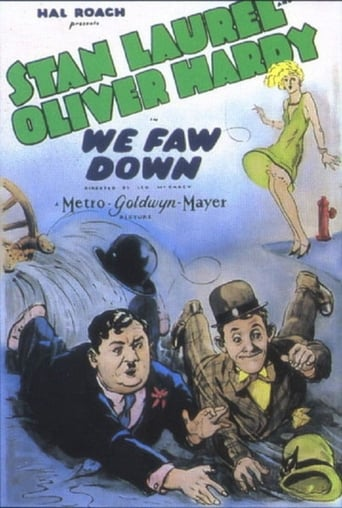 Poster of We Faw Down