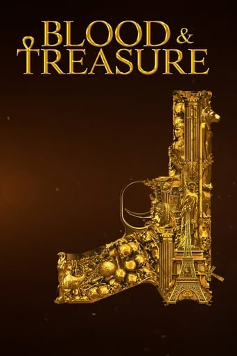 Blood & Treasure Poster