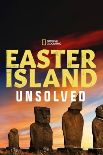 Easter Island Unsolved poster