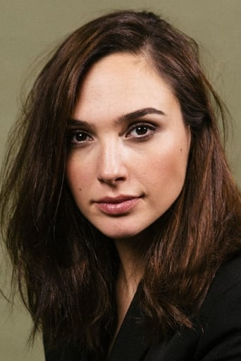 Gal Gadot alias Diana Prince / Wonder Woman / Producer