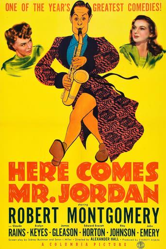 Poster of Here Comes Mr. Jordan