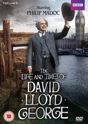 Poster of The Life and Times of David Lloyd George