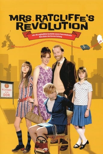 Poster of Mrs. Ratcliffe's Revolution