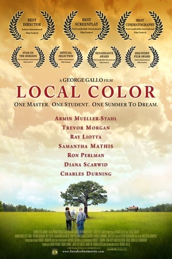 Local Color (2006) - poster