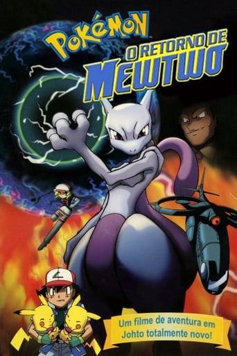 Pokémon: O Retorno de Mewtwo - Poster