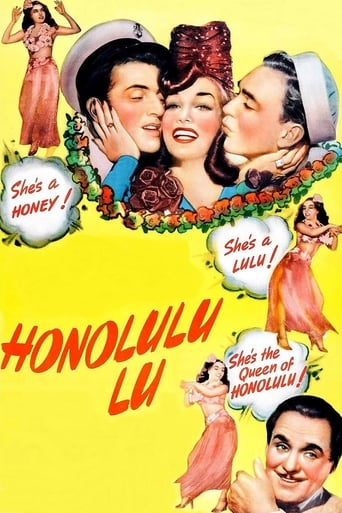 Poster of Honolulu Lu