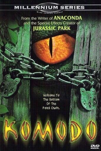 Poster of Komodo