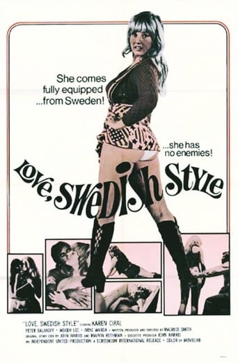 Poster of Love, Swedish Style