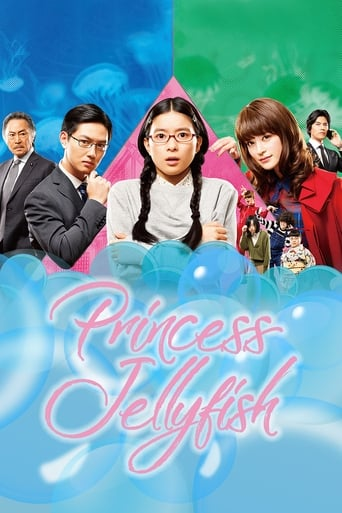 Poster of Princess Jellyfish