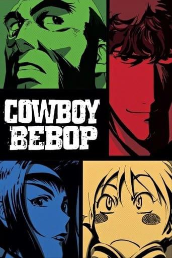 Cowboy Bebop image