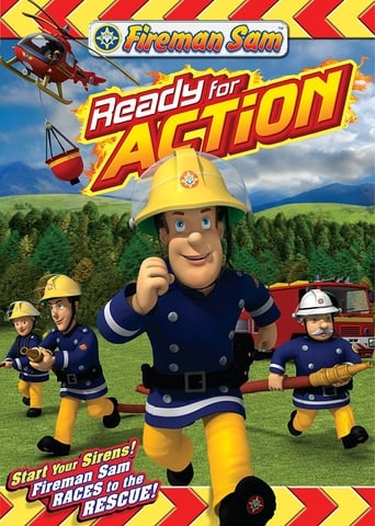 Poster for Fireman Sam - Ready for Action