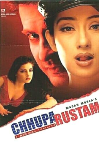 Poster of Chhupa Rustam: A Musical Thriller