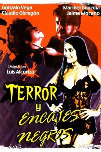Poster of Terror and Black Lace