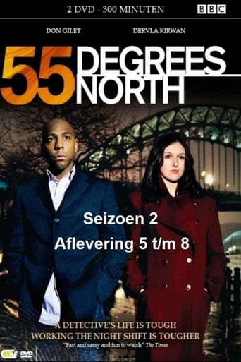 Poster of 55 Degrees North Seizoen 2 Aflevering 5 t/m 8