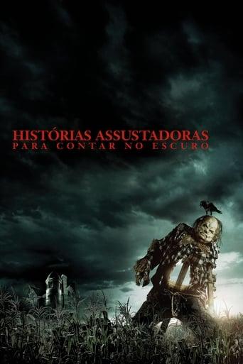 Histórias Assustadoras para Contar no Escuro - Poster
