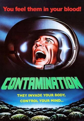 Poster of Contaminación (Alien invade La Tierra)