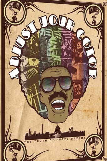Adjust Your Color: The Truth of Petey Greene