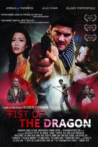 Poster of Fist of the Dragon