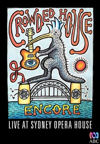 Poster of Crowded House: Live at Sydney Opera House