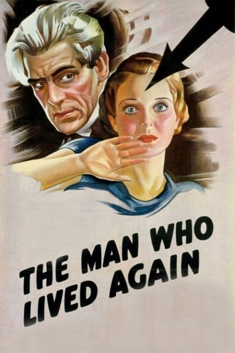 Poster of The Man Who Changed His Mind