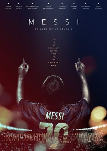 Poster of Messi