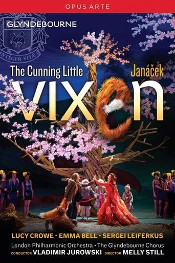 Poster of Janáček: The Cunning Little Vixen