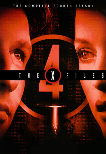 X failai / The X-Files (1996) 4 Sezonas EN