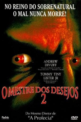 O Mestre dos Desejos 2 - Poster