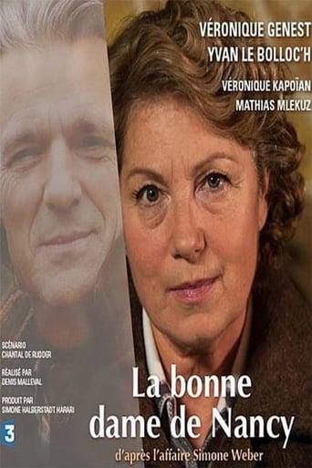 Poster of La bonne dame de Nancy