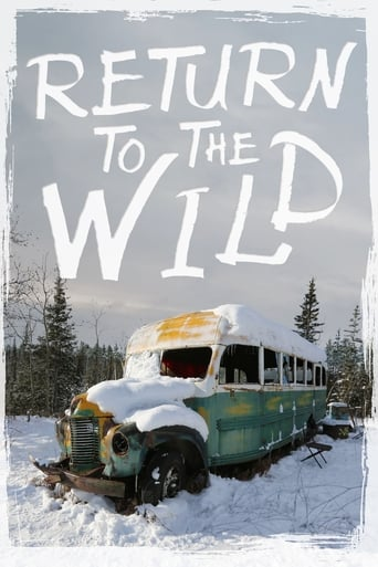 Poster of Return to the Wild: The Chris McCandless Story
