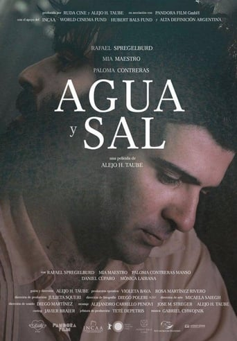 Poster of Agua y sal