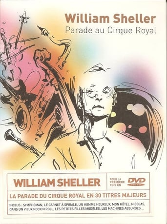 William Sheller Parade Au Cirque Royal