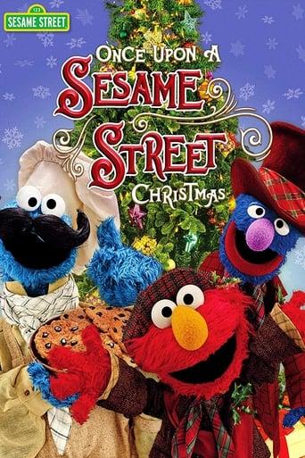 Poster of Once Upon a Sesame Street Christmas