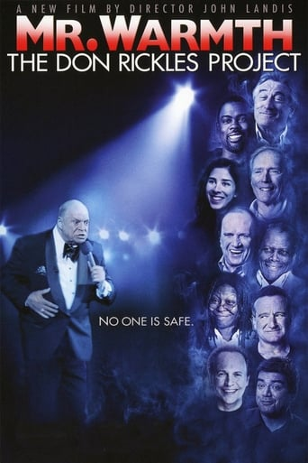 Watch Mr. Warmth: The Don Rickles Project Free Online Solarmovies