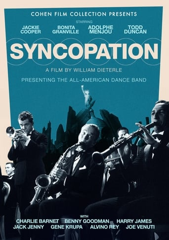 Poster of Syncopation