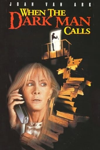 Poster of When the Dark Man Calls